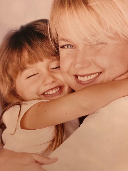Sasha publica homenagem para Xuxa no Dia das Mães - Reprodução/Instagram