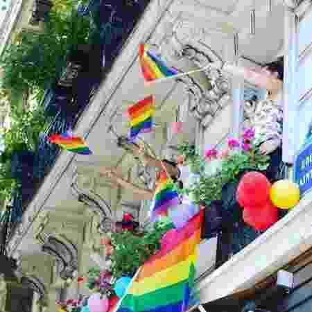 Gay Games Paris 2018 - Reprodução/Instagram/paris2018