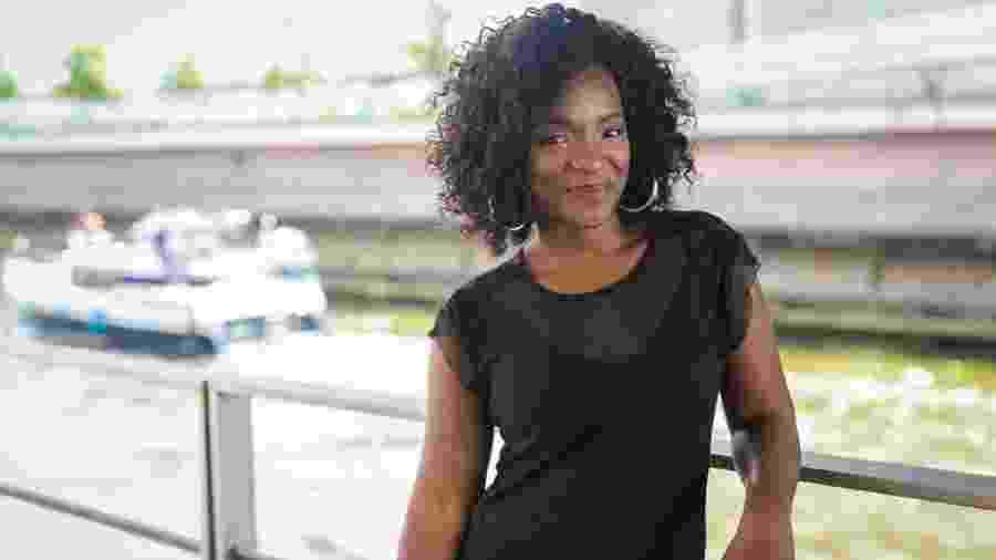 Apresentadora Cécile Djunga se manifesta sobre ataques e comentários racistas - Divulgação/RTBF/Martin Godfroid