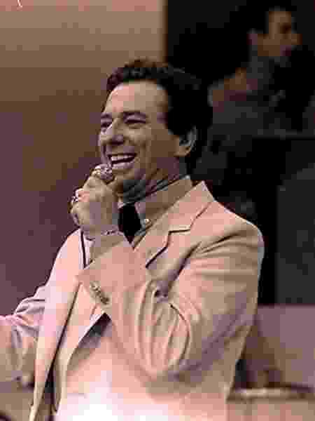 """""""Astros do Disco"""" foi exibido pela TV Record - Reprodução/tvhistoria.com.br"""