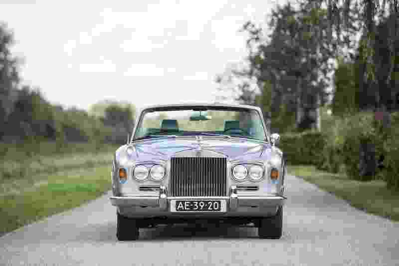 Rolls-Royce Silver Shadow 1970 Muhammad Ali - Bonhams