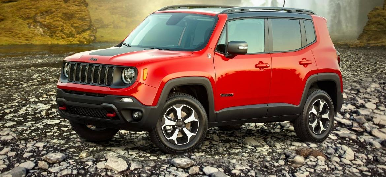 Jeep Renegade é o melhor dos piores, na satisfação do motorista norte-americanos - Divulgação