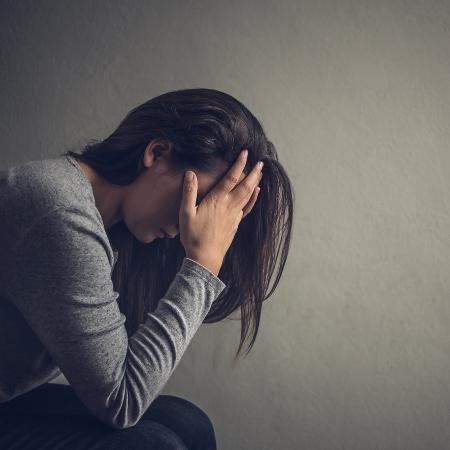 Segundo estudo de duas universidades britânicas, mulheres e jovens têm índices mais altos de ansiedade e estresse por causa da pandemia - iStock