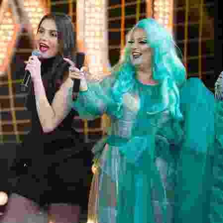 Monica Iozzi - Divulgação/TV Globo - Divulgação/TV Globo