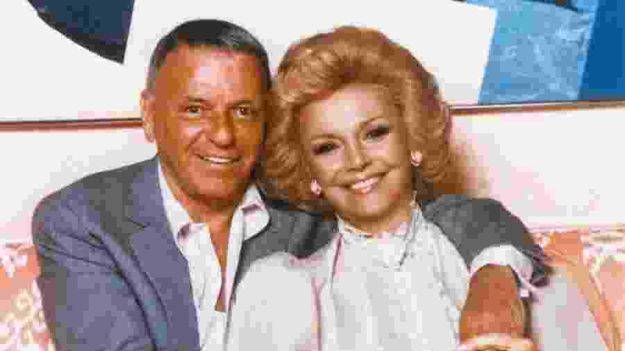 Frank e Barbara Sinatra - Photofest/Reprodução