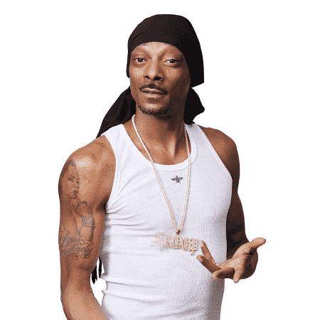O rapper Snoop Dogg - Reprodução/Facebook