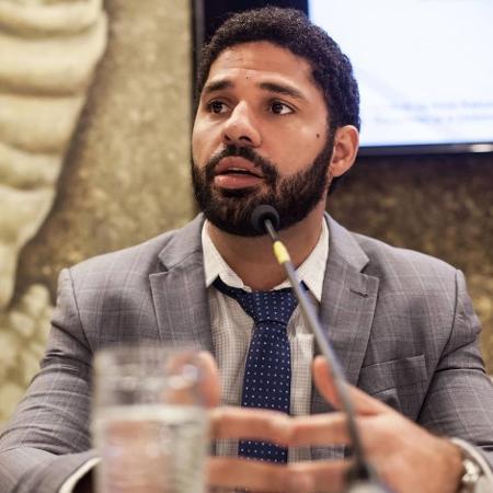 David Miranda, deputado federal e marido de Glenn Greenwald - Arquivo Pessoal