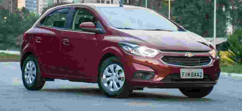 Chevrolet Onix se encaminha para fechar o quinto ano seguido como o carro mais vendido do Brasil - Divulgação