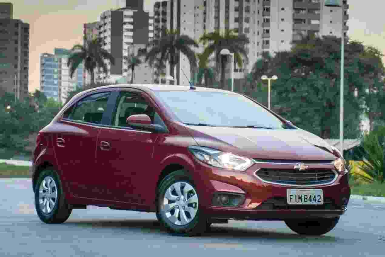 Chevrolet Onix LT - Divulgação