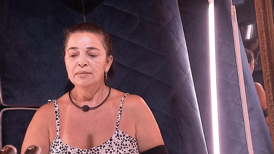 """Tereza no confessionário do """"BBB19"""" - Reprodução/GloboPlay"""