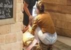 Rafa Brites fala de flagra de piti de filho em shopping;
