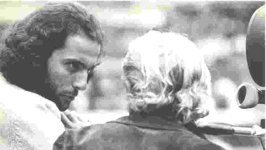 Cena do filme Babenco - Alguém Tem que Ouvir o Coração e Dizer: Parou - Arquivo pessoal