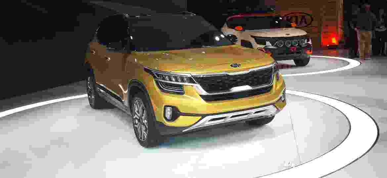 Seltos: SUV vai concorrer com Renegade e HR-V nos Estados Unidos - Vitor Matsubara/UOL
