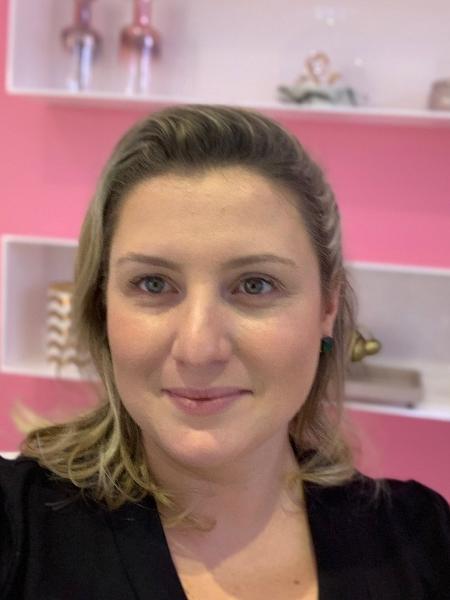 A empreendedora Carol Rosa - Arquivo Pessoal
