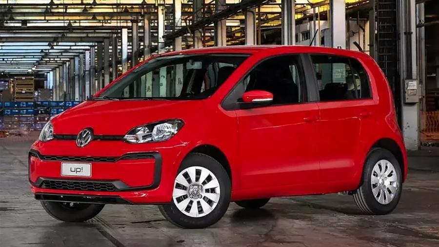 Volkswagen UP MPI 2020 - Divulgação