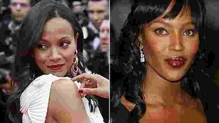 batons para pele negra e oliva - Getty Images/AgNews - Getty Images/AgNews