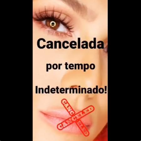 """Lívia Andrade publicou esta imagem após ser afastada do """"Fofocalizando"""" na sexta-feira (27) - Reprodução"""
