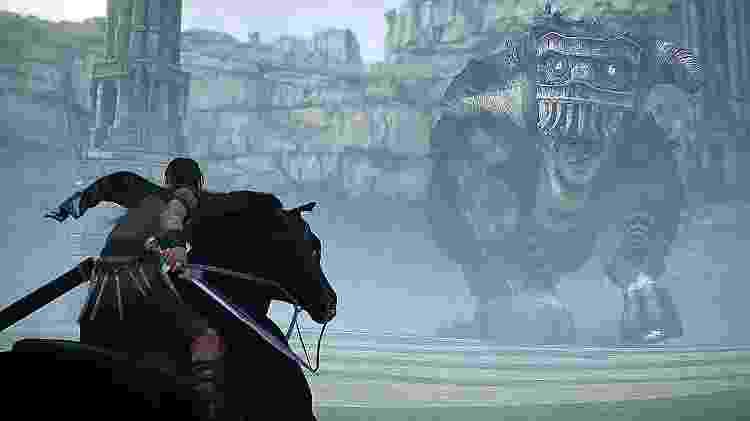 Shadow of The Colossus - Reprodução - Reprodução