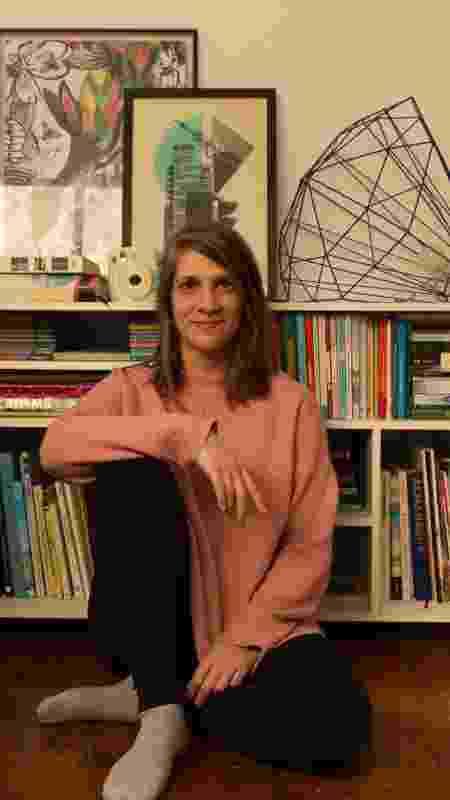 Fernanda - Arquivo Pessoal - Arquivo Pessoal