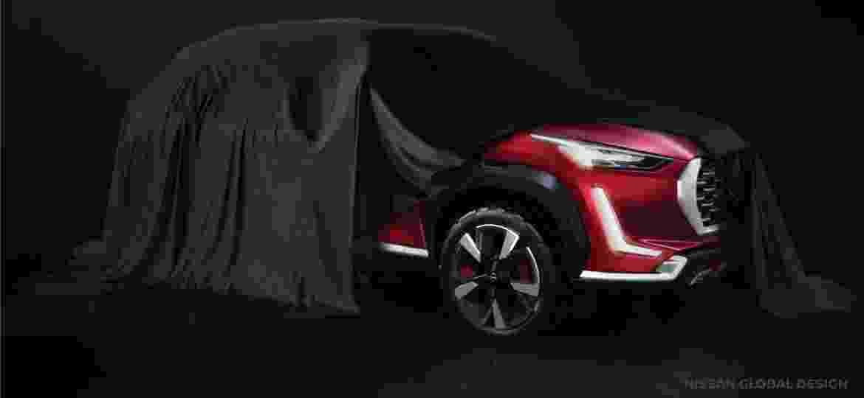 Magnite é feito sobre plataforma de SUV da Renault - Divulgação