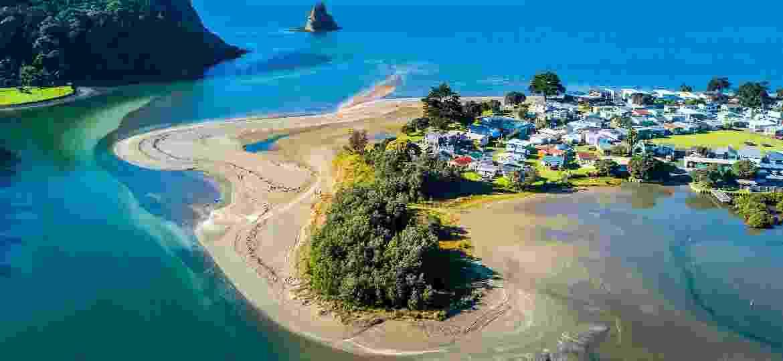 """País registrou aumento de 22% de pessoas que querem dar andamento a pedidos de cidadania ou residência na Nova Zelândia. Preço para """"vida nova"""" pode custar US$ 2 milhões - Getty Images/iStockphoto"""