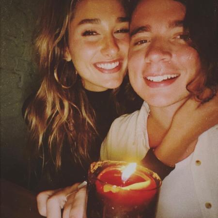 Sasha e João Figueiredo celebram 1 ano de namoro - Reprodução/Instagram