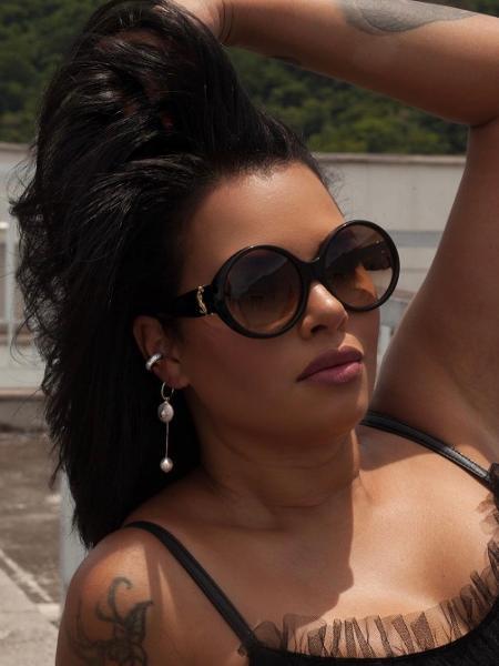 Ariadna Arantes, que participou do BBB em 2011 - Reprodução/Instagram