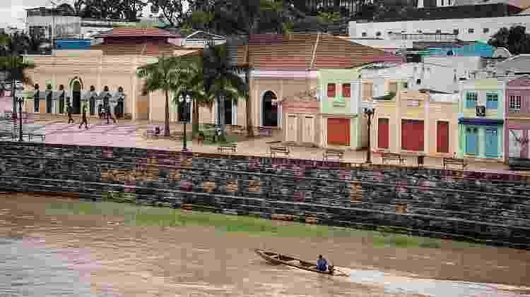 Rio Branco: capital concentra mais da metade da população do estado - Paulo Fridman/Corbis via Getty Images - Paulo Fridman/Corbis via Getty Images