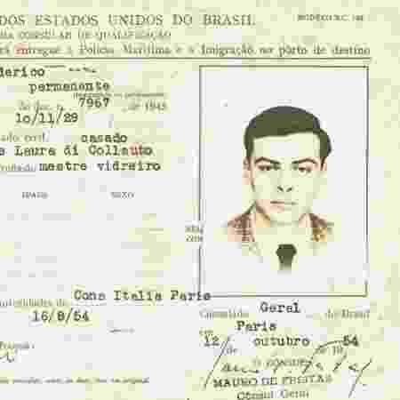 ficha -  ARQUIVO PÚBLICO DO ESTADO DE SÃO PAULO -  ARQUIVO PÚBLICO DO ESTADO DE SÃO PAULO
