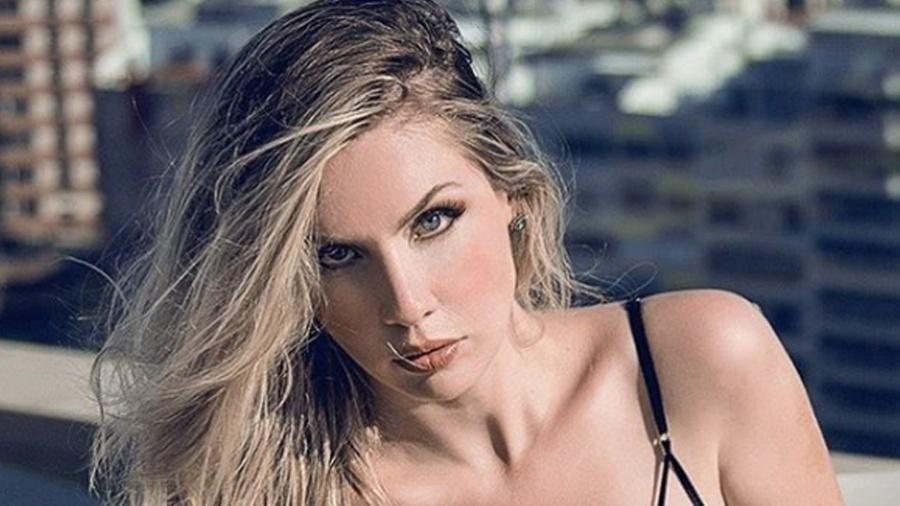 Ex-BBB Ana Madeira retirou tumor benigno do útero - Reprodução/Instagram