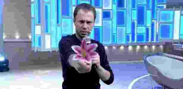 Leifert tem em comum com Bial algo raro na TV dos dias de hoje: ponto de vista - Reprodução/TV Globo