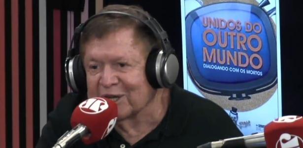 Boni fala na rádio Jovem Pan