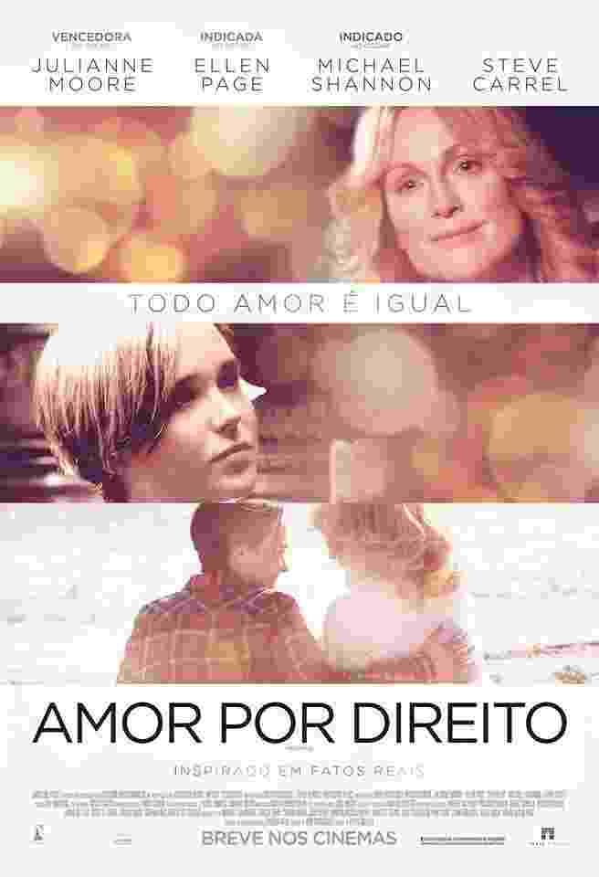 """Pôster do filme """"Amor por Direito"""" - Divulgação"""