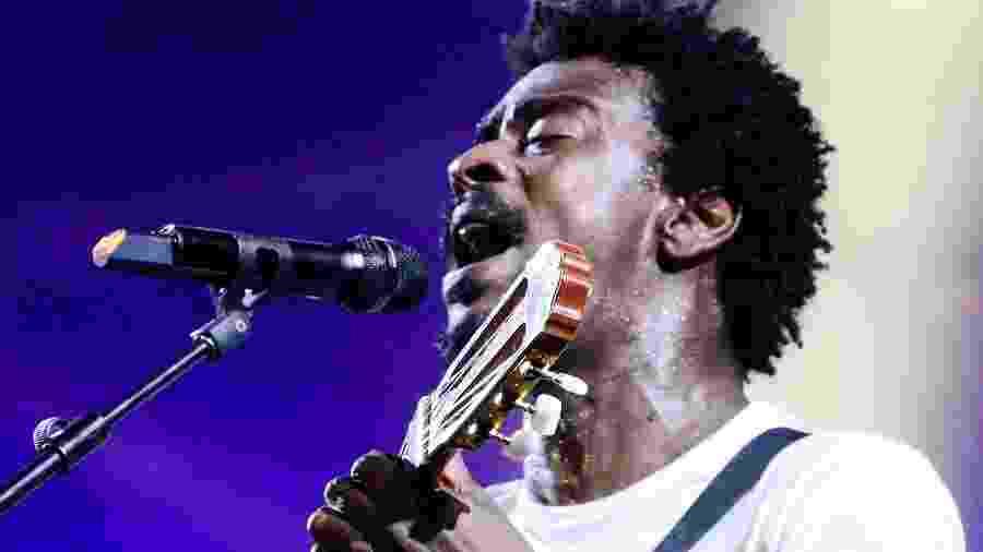 Seu Jorge vai cantar David Bowie no festival Primavera Sound, em Barcelona - Glaucon Fernandes/Eleven/Folhapress