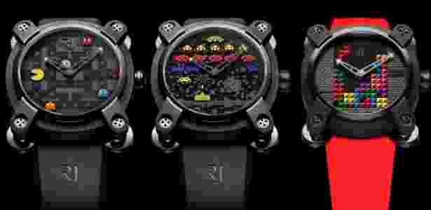 9b912fd7deb Relógio de luxo inspirado por