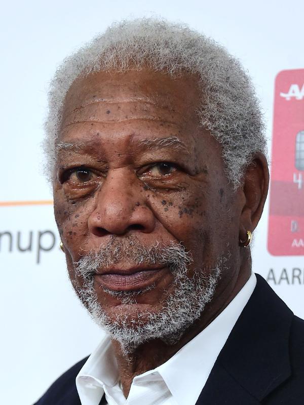 "Morgan Freeman, também conhecido como ""Deus"""