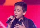 """Quem se saiu melhor no """"The Voice Kids"""" deste domingo (12)? - Reprodução/TV Globo"""