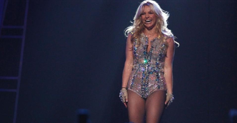Britney Spears durante show