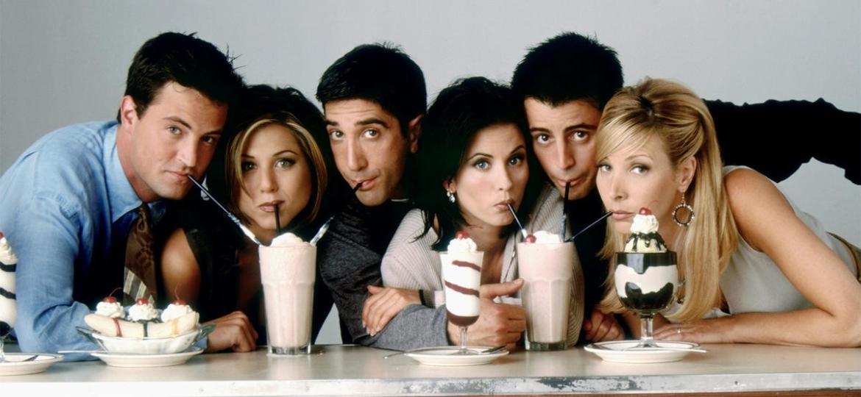"""Série """"Friends"""" - Divulgação"""