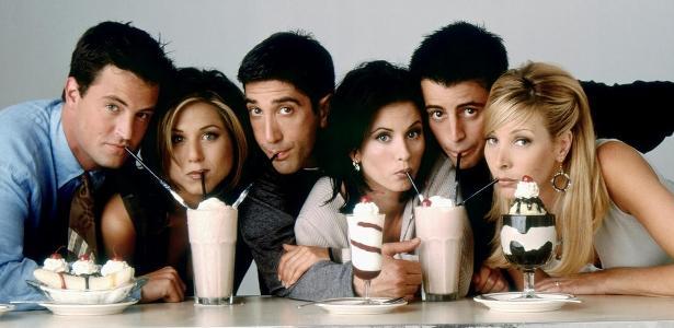 """Série """"Friends"""""""