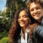 Felipe Dylon e Aparecida Petrowky em fotos pouco antes da separação - Reprodução/Instagram