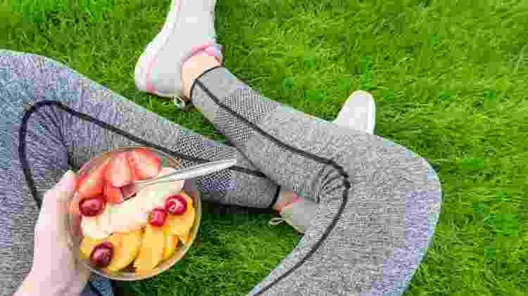 Unir dieta a atividades físicas é a maneira ideal de emagrecer de forma saudável  - iStock