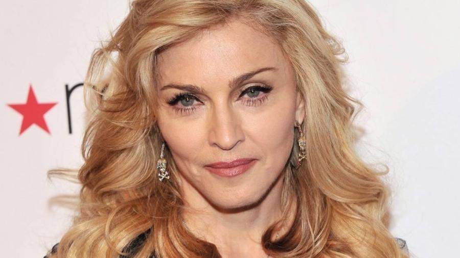 Madonna - Divulgação