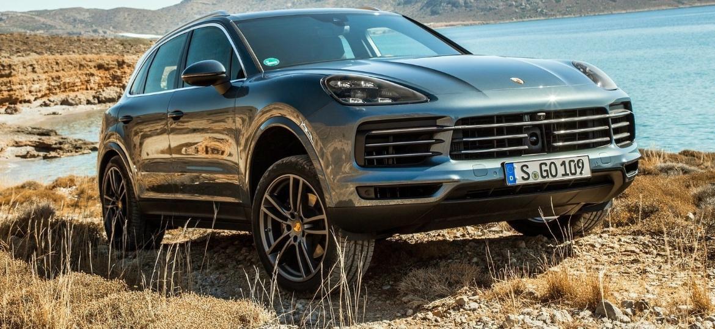 """Operação da polícia foi a primeira feita na Porsche desde revelação do """"dieselgate"""" - Divulgação"""