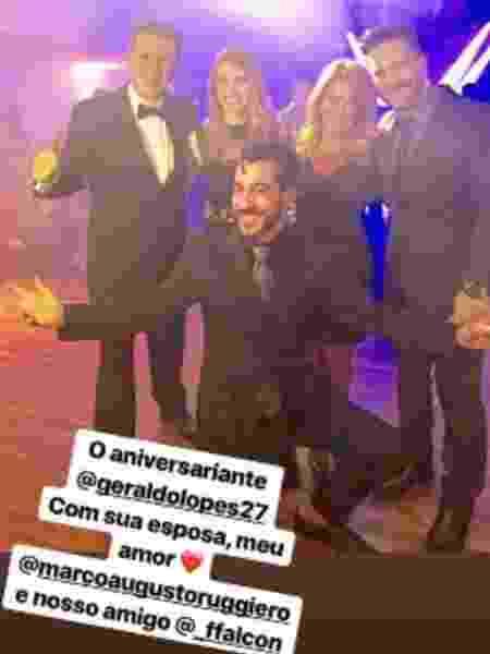 """Zilu Camargo se refere a Marco Augusto Ruggiero como """"meu amor"""" - Reprodução/Instagram/zilucamargooficial - Reprodução/Instagram/zilucamargooficial"""