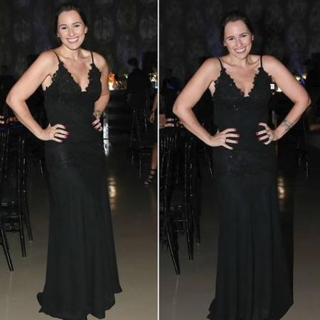 A atriz e cantora Mariana Belém - Brazil News