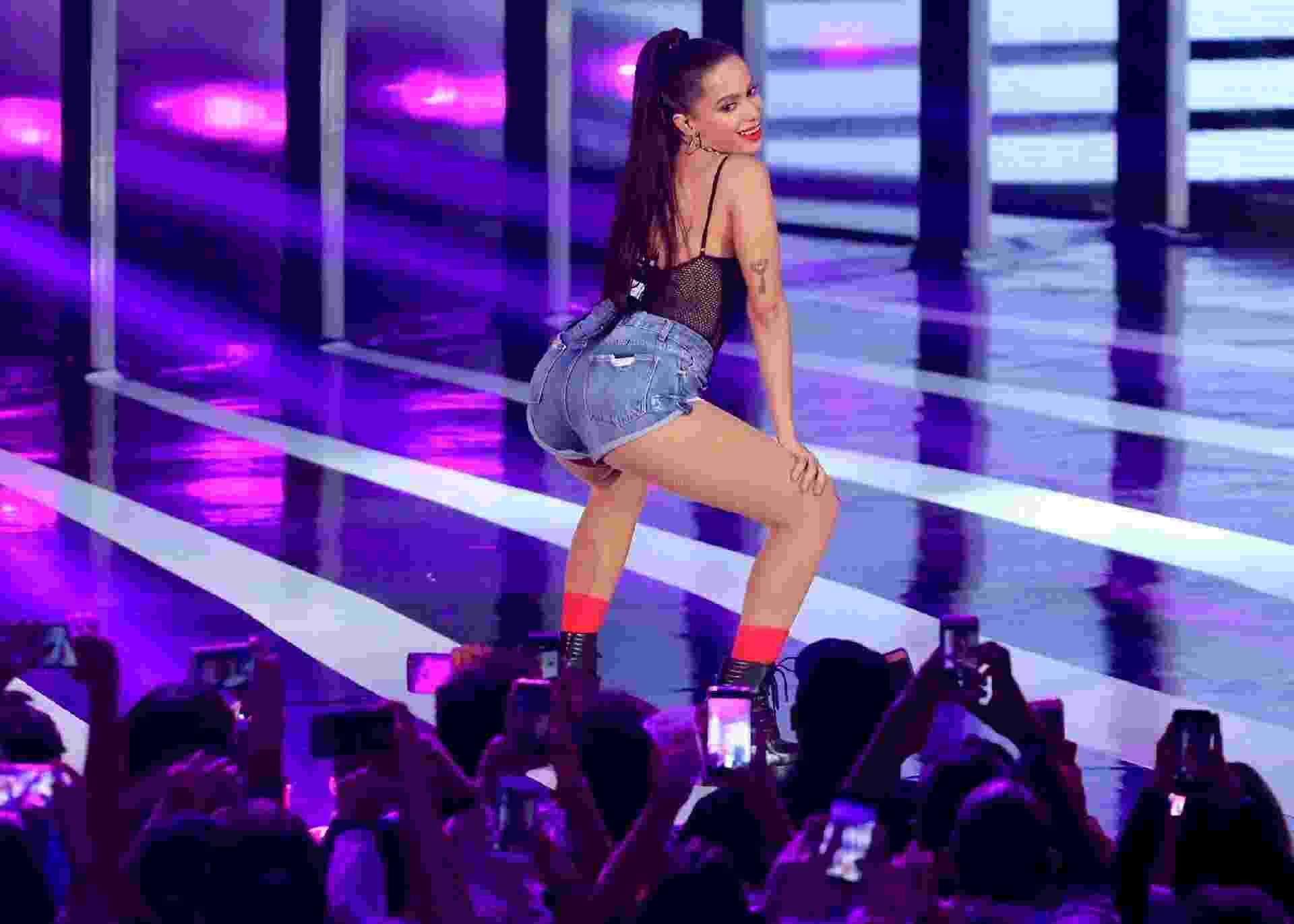 "Anitta dança ""Vai Malandra"" no palco do MTV MIAW - Manuela Scarpa/Brazil News"
