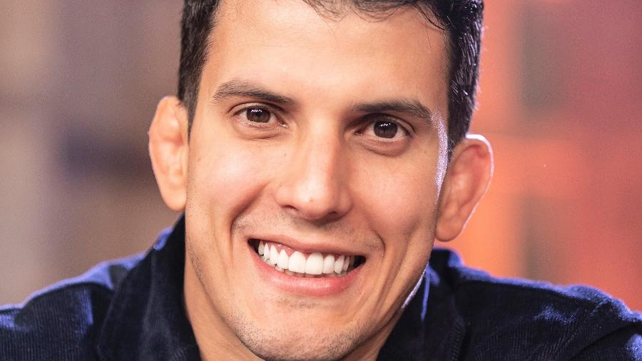 """Felipe Sertanejo é um dos participantes de """"A Fazenda 10"""" - Edu Moraes/Record TV"""
