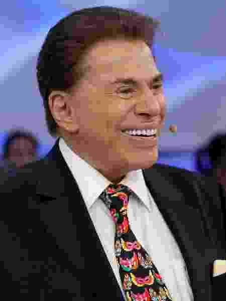 Silvio Santos, dono e apresentador do SBT - Lourival Ribeiro/SBT