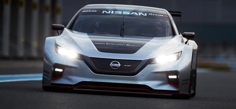 Nissan Leaf Nismo RC: um elétrico com cara de supercarro - Divulgação